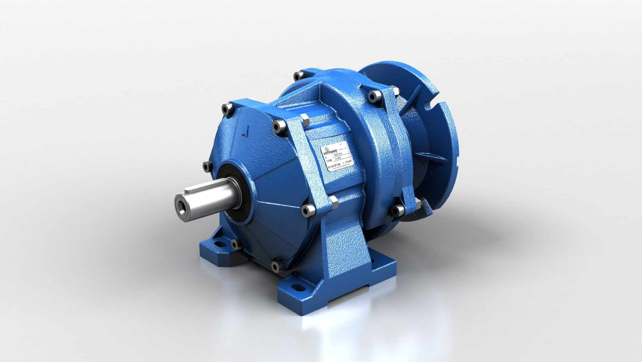 HELICAL GEAR REDUCERS  HA Serie