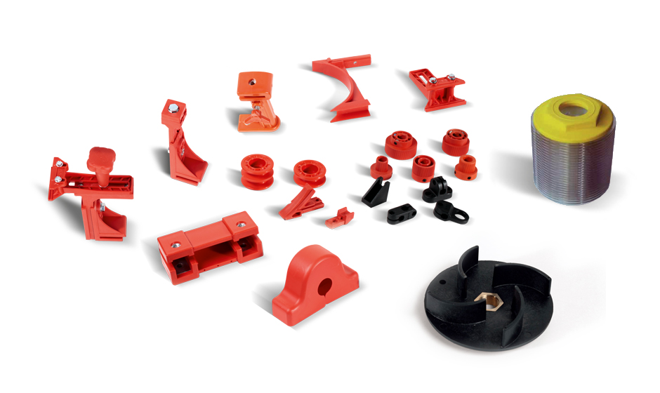 Componentes de Plàstico TM PLAS