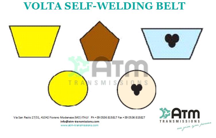 VOLTA SELF-WELDING BELT